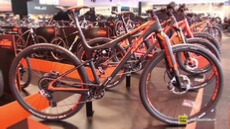 2016 KTM Scarp 29 Prestige Mountain Bike at 2015 EUROBIKE Friedrichshafen