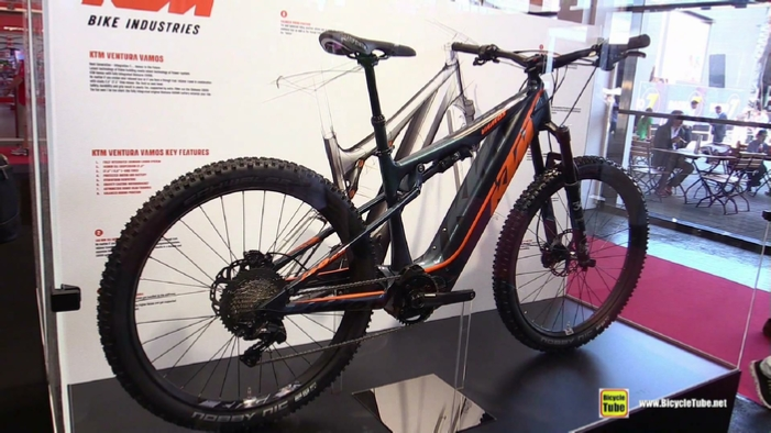 2017 ktm ventura vamos electric mountain bike at 2016. Black Bedroom Furniture Sets. Home Design Ideas